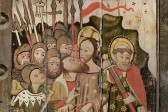 В Великобритании обнаружено панно «Страсти Христовы» времен Реформации