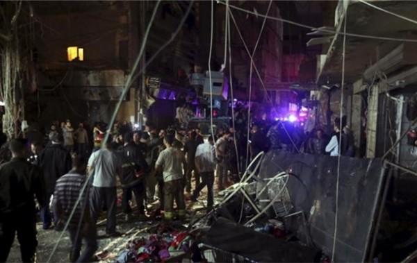 Патриарх Кирилл выразил соболезнование в связи с гибелью людей в результате теракта в пригороде Бейрута