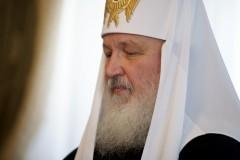Патриарх Кирилл выразил соболезнование семьям погибших при крушении вертолета Ми-8