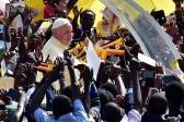 Папа Римский призвал христиан и мусульман Центральноафриканской Республики к миру