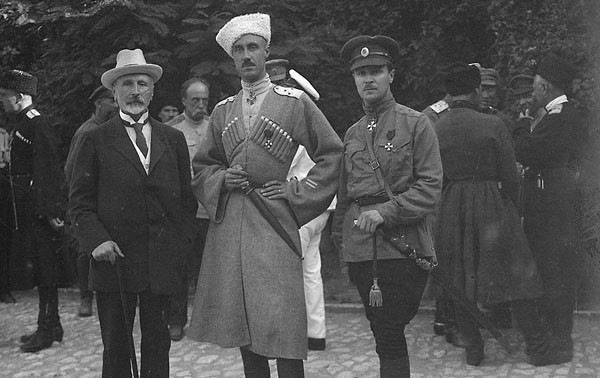 Последнее правительство Белой России – Петр Врангель и Александр Кривошеин