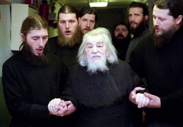 Архимандрит Иоанн (Крестьянкин). 1910-2006 гг.