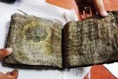 В Турции пытались незаконно продать Библию, написанную 1000 лет назад