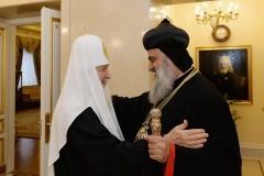 Патриарх Кирилл упрекнул Запад в безразличии к судьбе христиан Ближнего Востока
