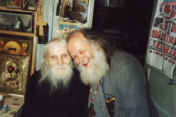 Старец Николай Гурьянов и протоиерей Валериан Кречетов