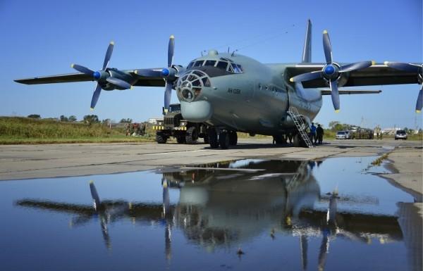 Самолет с российским экипажем потерпел крушение в Южном Судане