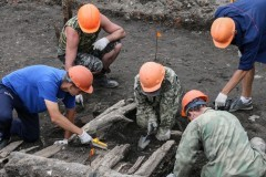 В Москве сохранят древнейшую улицу, найденную археологами в Зарядье