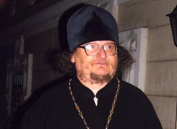 Протоиерей Александр Геронимус