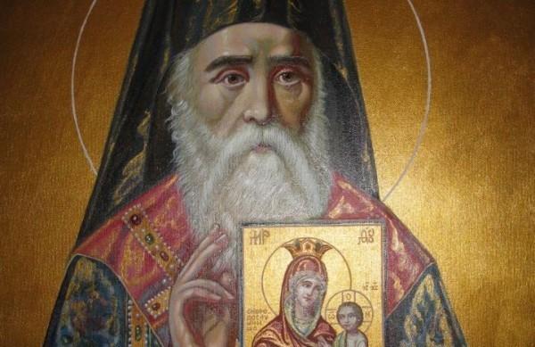 Церковь чтит память святителя Нектария, Эгинского чудотворца