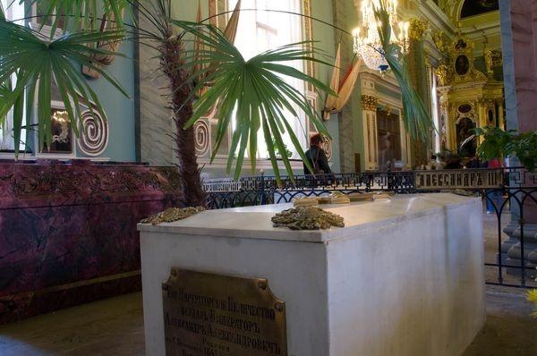 Владимир Маркин: Склеп Александра III ранее не вскрывался