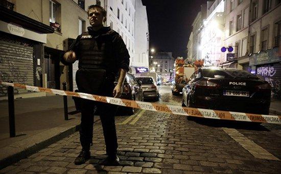 В парижском концертном зале захвачены заложники