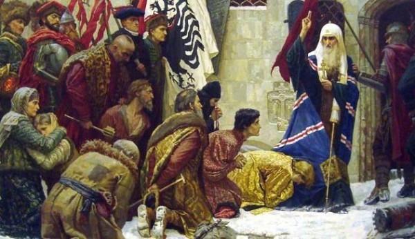 Смутное время в 15 картинах русских художников