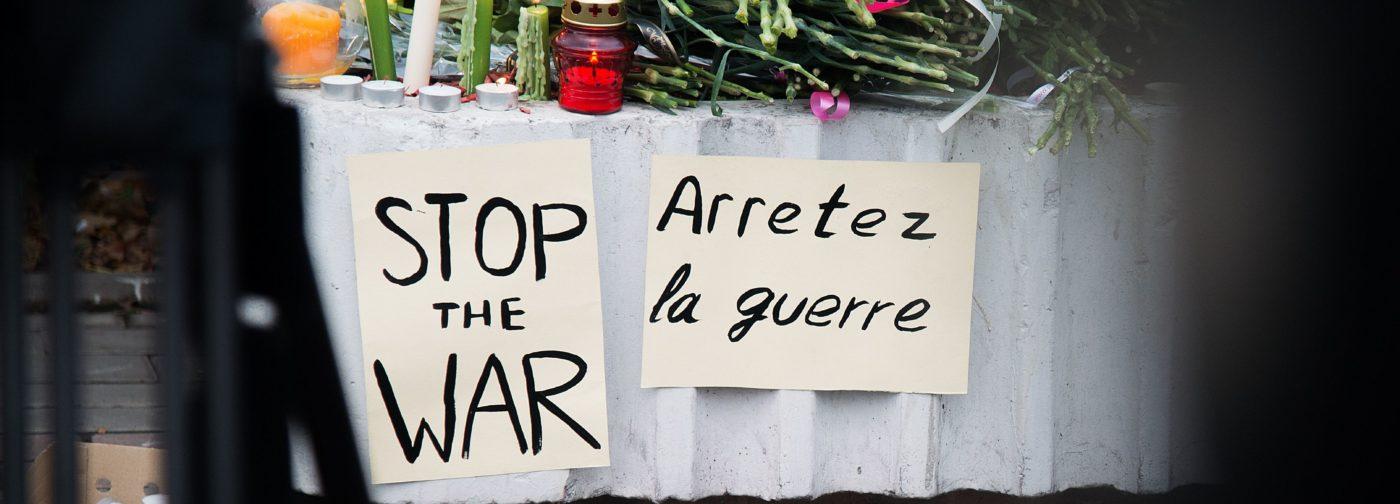 Почему Париж поражает больше, чем Бейрут?