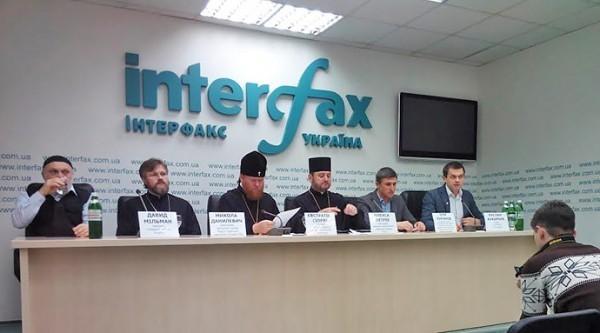 Верующие просят Порошенко ветировать поправку о недискриминации сексменьшинств