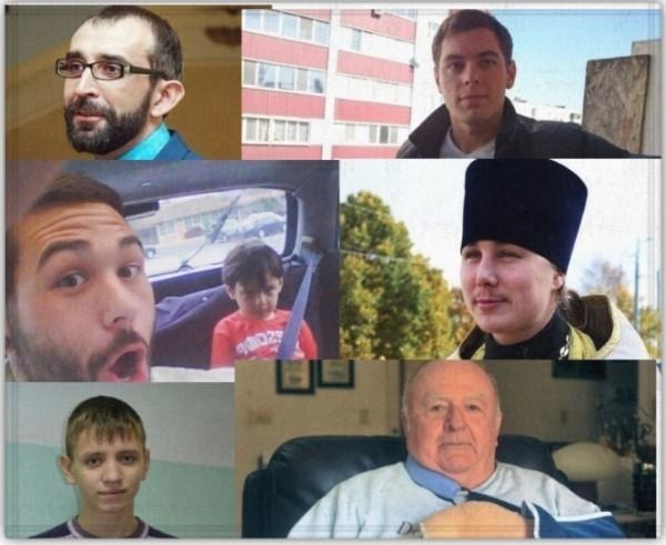 Обычные герои. Октябрь