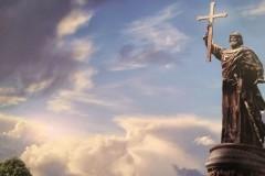 Патриарх Кирилл примет участие в открытии закладного камня на месте, где будет установлен памятник князю Владимиру