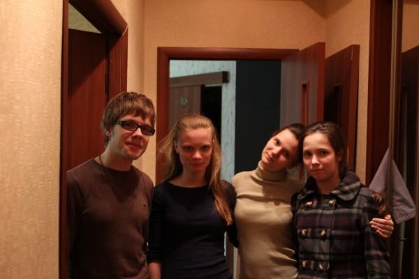Три дочери отца Михаила и муж старшей