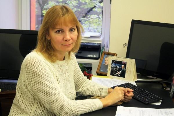 Лариса Пыжьянова. Фото Тамары Амелиной