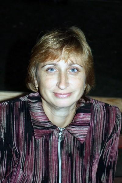 Лена Слышкина
