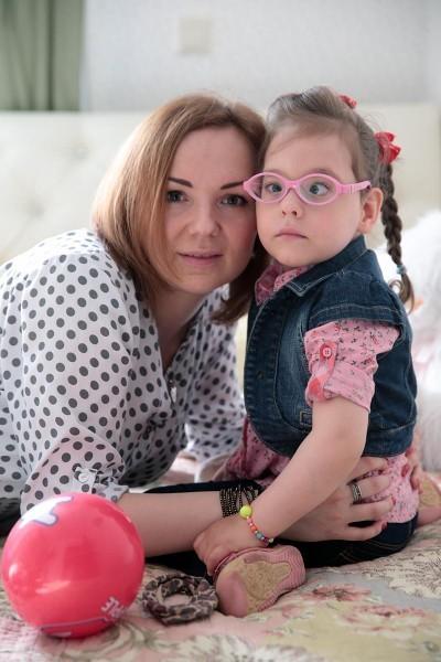 Наталья и Лиза Зоткины