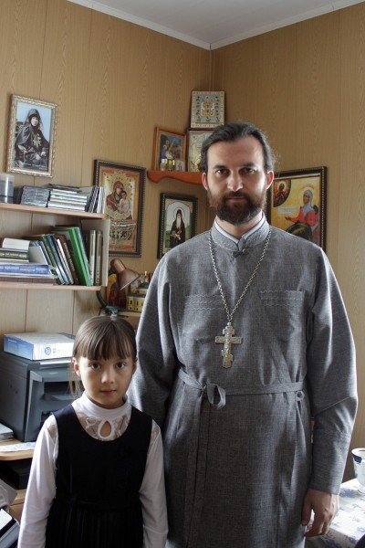 Священник Вадим Слугин