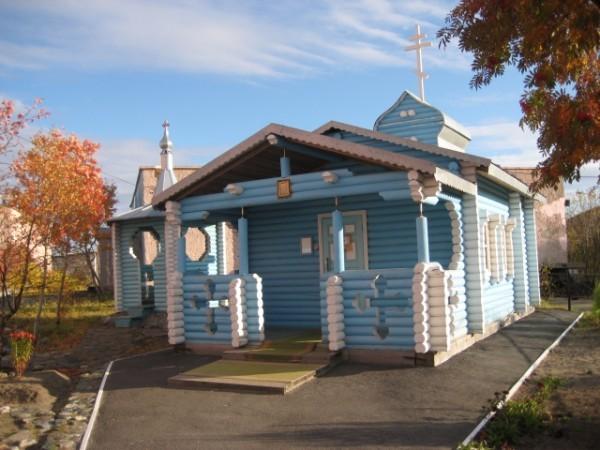 В Видяево собирают средства на ремонт храма в честь погибших моряков «Курска»