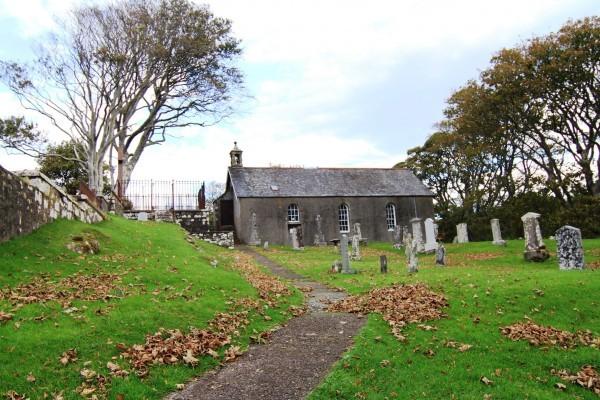Церковь на острове Малл (Шотландия), переданная монастырю