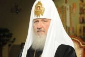 Патриарх Кирилл: Новомученики – это герои, без которых не может существовать нация