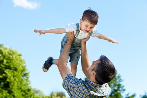 Отца покажет любовь