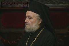 Впервые за семь лет бывший Иерусалимский Патриарх вышел из затвора