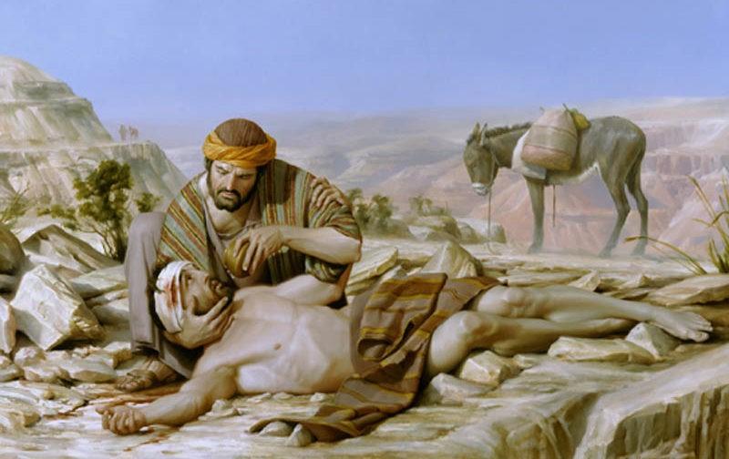 О милосердном самарянине — любовь среди безлюбия