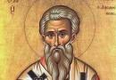 Церковь чтит память апостола Иакова, брата Господня по плоти