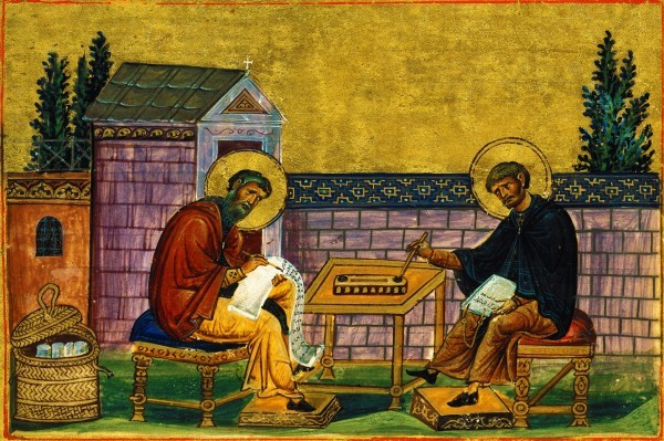 ikona-ioann-damaskin-i-sv-kosma-minologiy-vasiliya-2-1-chetvert-11-veka