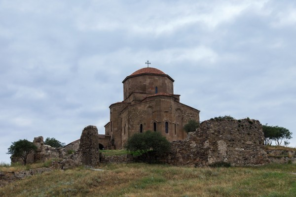 По стране святого Георгия. Мцхета (фото)