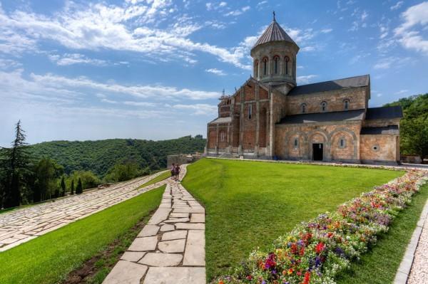 По стране святого Георгия. Кахетия (фото)