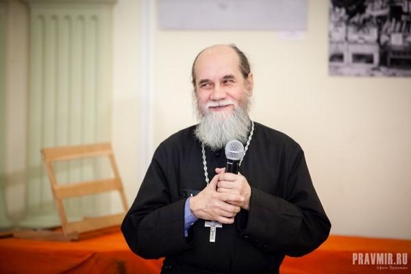 Протоиерей Андрей Лобашинский