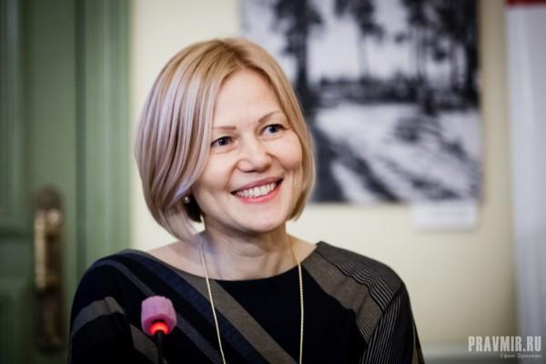 Анна Гальперина