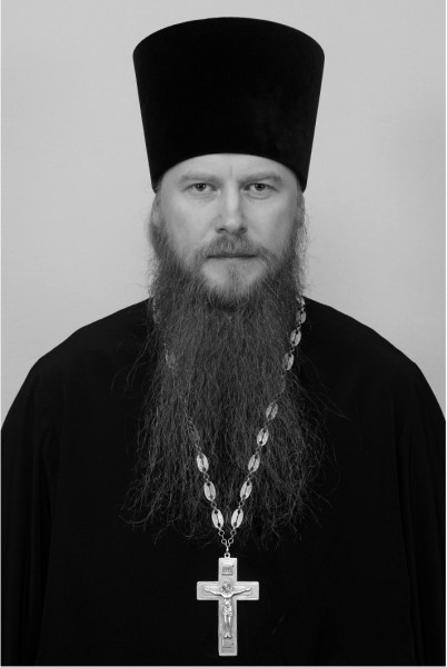 Протоиерей Димитрий Рощин. Фото: hramantipa.ru