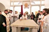На Украине освящен храм, построенный в память митрополита Владимира (Сабодана)