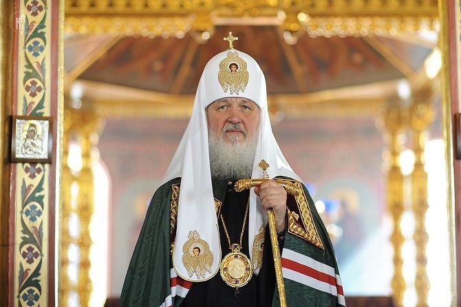 Патриарх Кирилл: Мы не построили процветающее общество, потому что изгнали из нашей жизни Бога