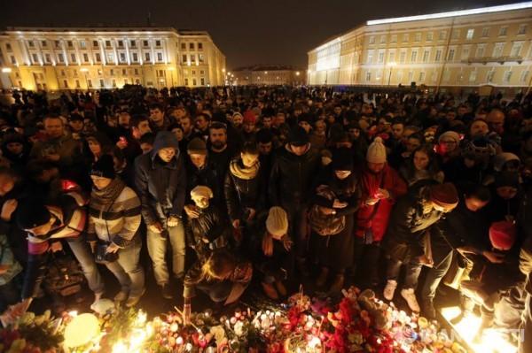 Санкт-Петербург ( фото: РИА Новости)