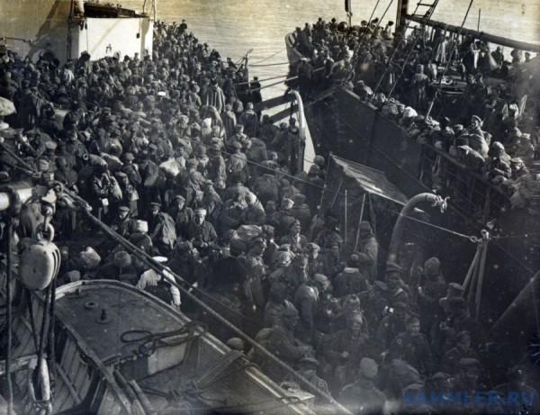 Крымская эвакуация