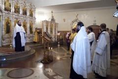 В Воронежской епархии прошли панихиды по погибшим в результате пожара в психоневрологическом интернате