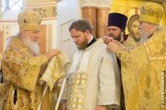 Глава пресс-службы Патриарха Кирилла рукоположен в священнический сан