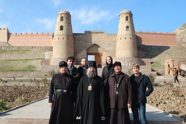 Гиссарская крепость.Таджикистан. Фото: Фейсбук
