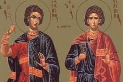 Церковь чтит память святых мучеников Парамона и Филумена