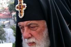 Католикос-патриарх всея Грузии считает, что должен иметь право на помилование осужденных