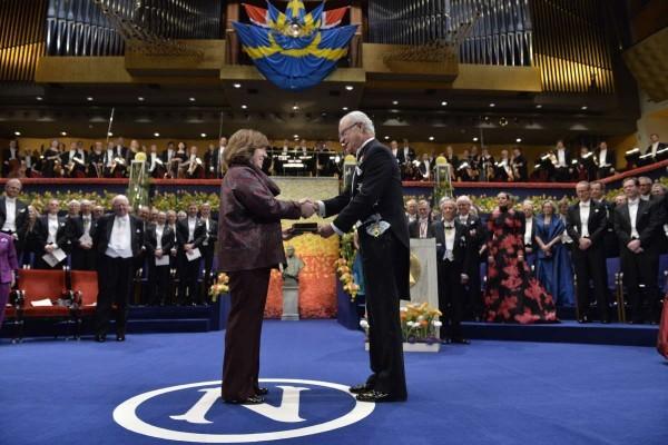 В Стокгольме стартует неделя Нобелевских торжеств