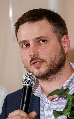 Илья Суслов