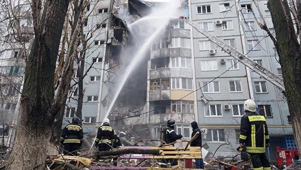 Волгоградская епархия оказывает помощь пострадавшим от обрушения жилого дома